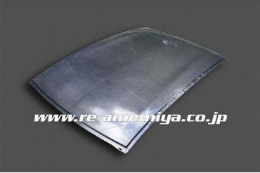 RE Amemiya Dry Carbon Roof Panel Mazda RX-8 03-11