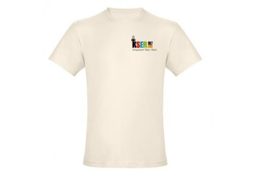 Organic Cotton T-Shirt Current events Organic Men's Fitted T-Shirt by CafePress