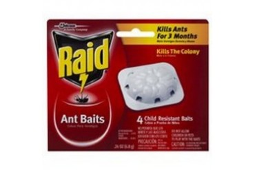 12 Pack Sc Johnson 71478 Raid Ant Baits