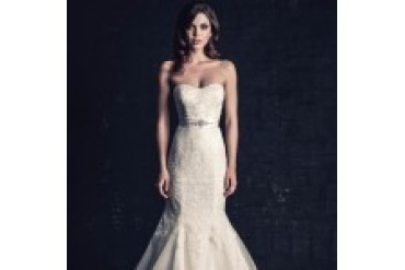 Ella Rosa Wedding Dresses - Style BE204
