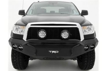 Road Armor Front Stealth Winch Bumper with Pre-Runner Guard in Satin Black 99034B Front Bumpers