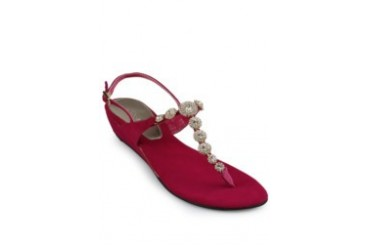 Symbolize Lily Wedges Pink