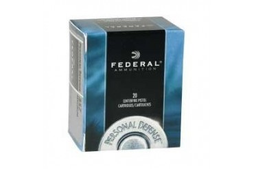 Federal Personal Defense Jhp Handgun Ammunition - Federal Ammo 45 Acp 185gr Hi-Shok Jhp 25bx