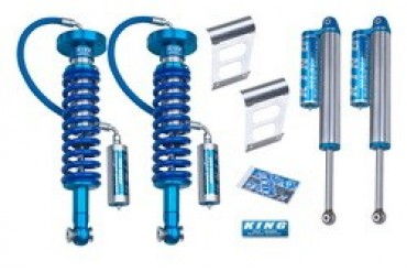 "King Shocks OEM Performance Coilover Shock Kit for 0""-3.5"" Lift Kits 25001-215 Shock Absorbers"