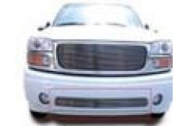 Grillcraft BG Series Lower Bumper Billet Grille GMC Sierra 03-07