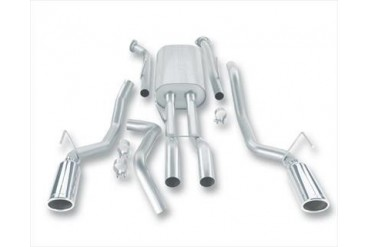 Borla Cat-Back Exhaust System 140239 Exhaust System Kits