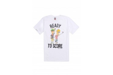 Mens Junk Food T-Shirts - Junk Food Ready To Score T-Shirt