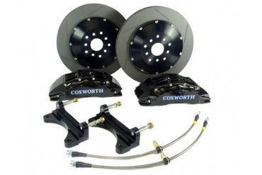 Cosworth HP Sport Front 4-Piston Big Brake Kit 332x32mm Subaru WRX STI 04-07