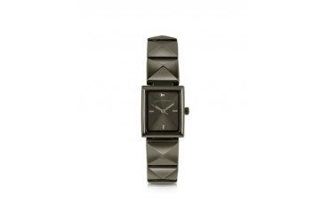 Samantha - Black Stainless Steel Bracelet Watch