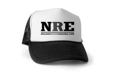 NRE Trucker Hat by CafePress