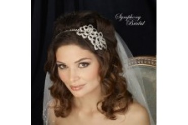 Symphony Bridal Crowns - Style 7310CR