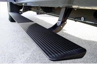 "AMP-Research PowerStepâ""¢ Running Boards 75154-01A Power Running Board"