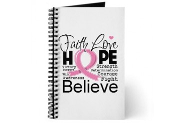 Faith Hope Breast Cancer Journal