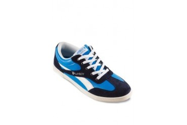 Playboy Colour Striped Sport Shoes