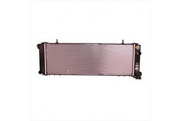 Omix-Ada Replacement 2 Row Radiator for 4.0L 6 Cylinder Engine with Automatic Transmission 17101.35 Radiator
