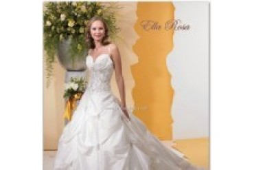 Ella Rosa Wedding Dresses - Style BE5