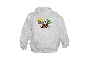 Gymnastics is my Sport Sports Kids Hoodie by CafePress