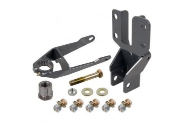 Synergy Manufacturing Front Track Bar & Sector Shaft Brace Kit 8069 Steering Gear Box Braces