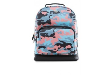 Lucky Camo Pocket Backpack
