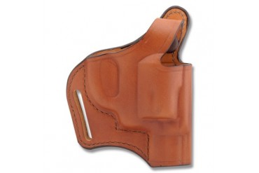 "Bianchi Model 75 Venom Belt Slide Holster - S&W Model 36/36LS .38Special - 1.87""BBL - Tan - R"