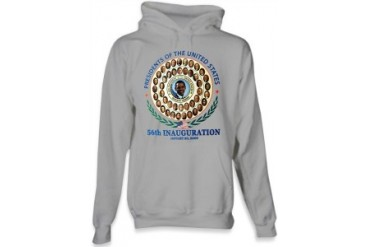 Barack Obama 56th Presidential Inauguration Hoodie