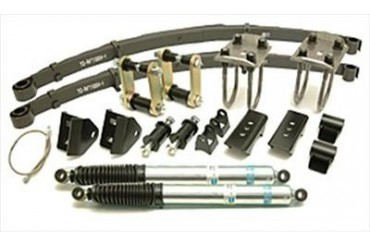 Trail Gear 4 Inch Classic Rear Lift Kit 110034-1-KIT Complete Suspension Systems and Lift Kits