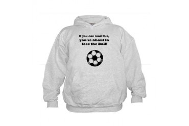 "Lose the Ball"" Kids Hoodie"
