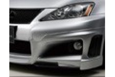 Wald International Front Bumper Apron Lexus IS-F 08-12