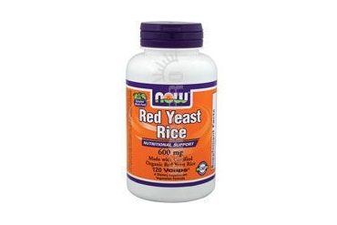 Red Yeast Rice Extract 120 Vcaps