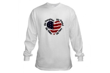 Military Long Sleeve T-Shirt by CafePress