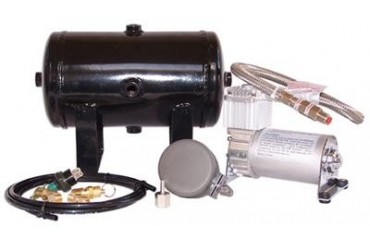 Kleinn Train Horns Sealed 130 psi compressor w/ 1 gallon air tank 6270 Kleinn compressor kits