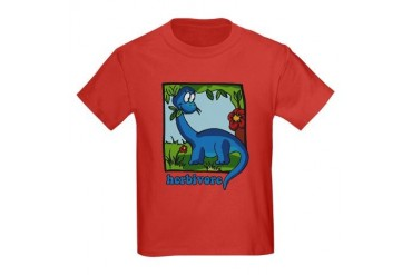 Herbivore Kids Dark T-Shirt