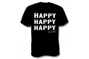 Duck Commander Happy Happy Happy T-Shirt - Black - L