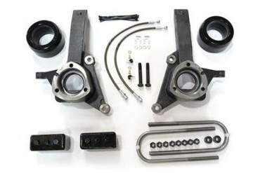 California Super Trucks 6.5 Inch Spindle Lift Kit with Rear Blocks CSK-D23-5 Complete Suspension Systems and Lift Kits