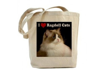 Ragdoll Cats Pets Tote Bag by CafePress