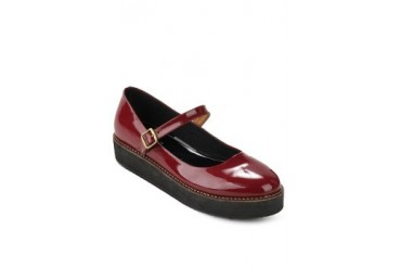 Proudly Shoes Cherry Platform