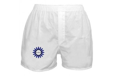 BAWLS in and on your Boxers Useless Boxer Shorts by CafePress