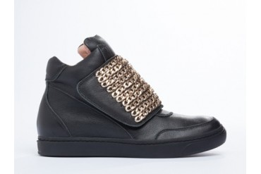 The Damned Prism Chain in Black Gold size 12.0
