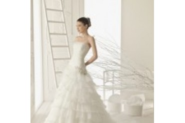 Aire Barcelona Wedding Dresses - Style Rosalba