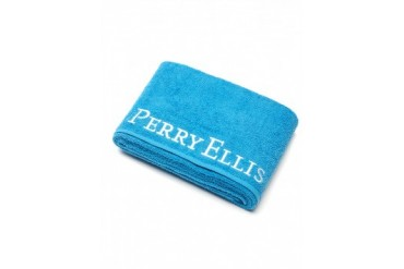 Perry Ellis Aqua Beach Towel