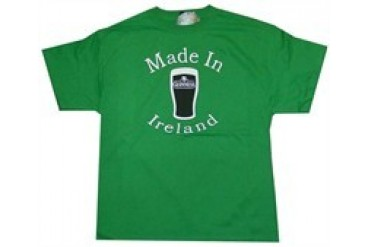 Guinness Made in Ireland T-Shirt