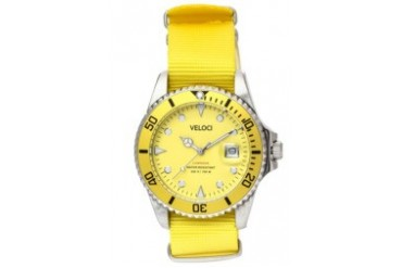 Yellow Voyager Collection 40mm Watch