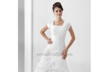 Venus Modest Wedding Dresses - Style TB7615