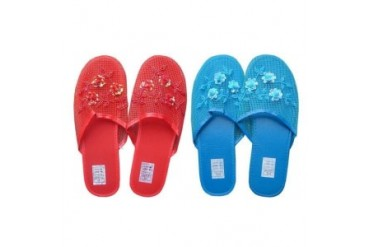Ddi Mesh Chinese Slippers (pack Of 96)