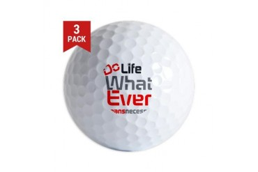 BLO Do Life design Military Golf Balls by CafePress