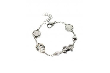 Treasure Stainless Steel Women's Bracelet