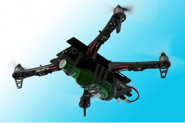 Flytrex Sky Delivery Drone