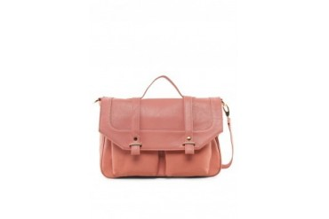 EZRA by ZALORA Strapped Satchel