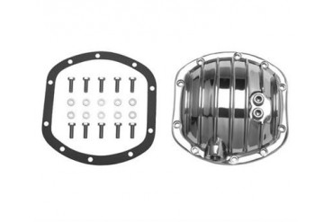 Trans-Dapt Dana 30 Polished Aluminum Cover 4827 Differential Covers