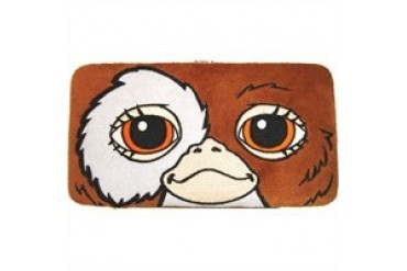 Gremlins Gizmo Face Furry Clutch Wallet